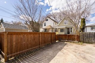 Photo 33: 42 Morley Avenue in Winnipeg: Riverview Residential for sale (1A)  : MLS®# 202110682