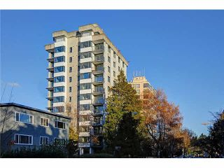 """Photo 1: 1103 2165 W 40TH Avenue in Vancouver: Kerrisdale Condo for sale in """"THE VERONICA"""" (Vancouver West)  : MLS®# V1066202"""
