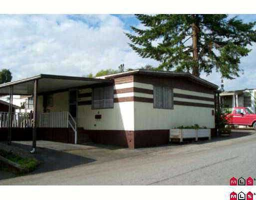 Main Photo: 6 8190 KING GEORGE HY in Surrey: Bear Creek Green Timbers Manufactured Home for sale : MLS®# F2611921