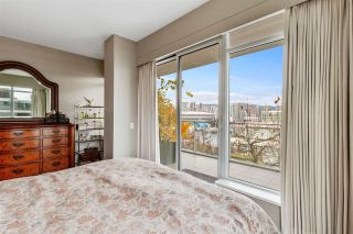 "Photo 11: 1401 1661 ONTARIO Street in Vancouver: False Creek Condo for sale in ""Millennium Water"" (Vancouver West)  : MLS®# R2521704"