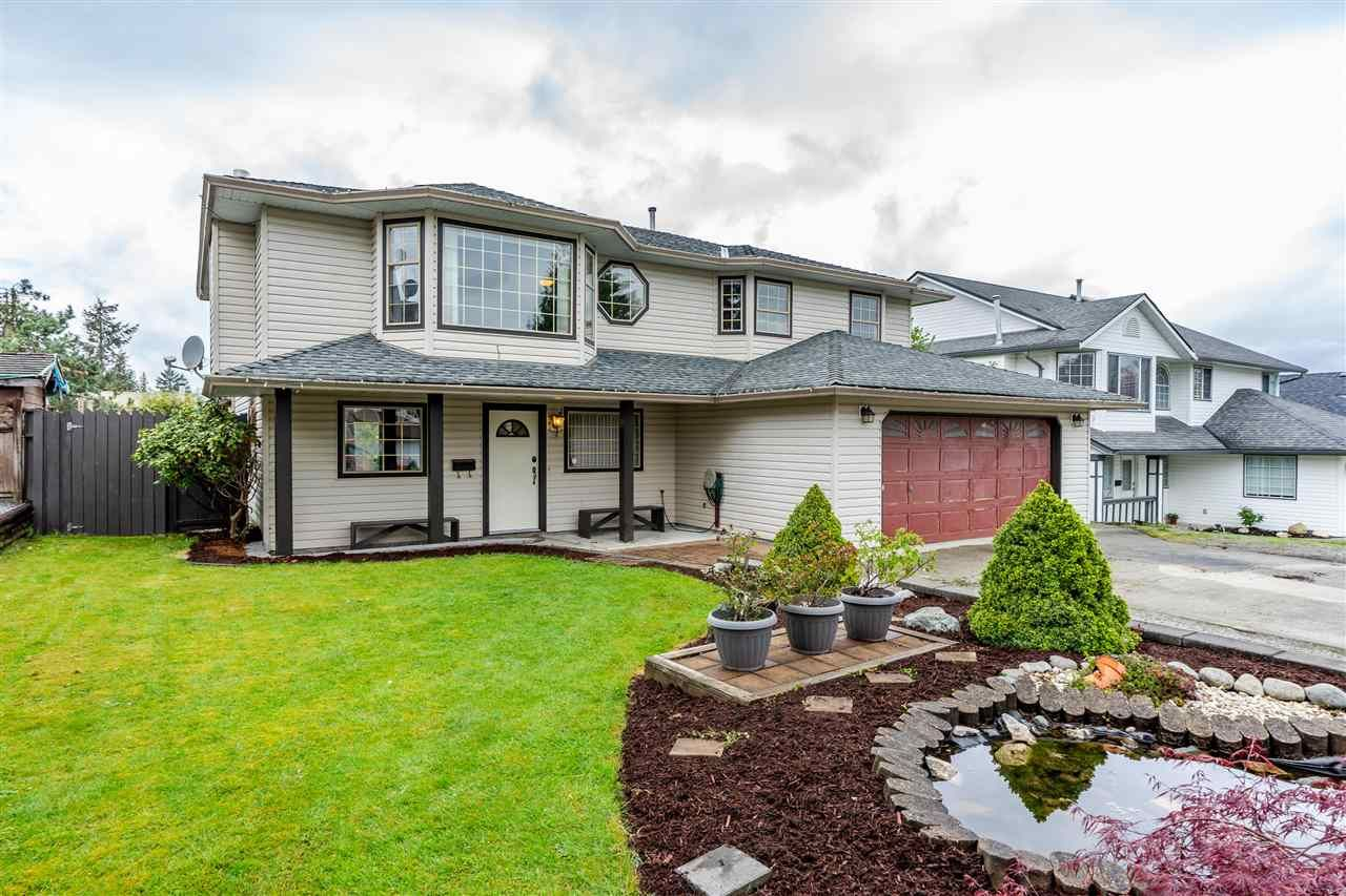 Main Photo: 8265 KUDO Drive in Mission: Mission BC House for sale : MLS®# R2362155