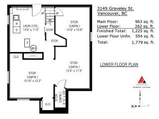 Photo 18: 3149 GRAVELEY Street in Vancouver: Renfrew VE House for sale (Vancouver East)  : MLS®# V1059398