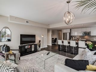 Photo 9: 201 560 6 Avenue SE in Calgary: Downtown East Village Apartment for sale : MLS®# A1084324