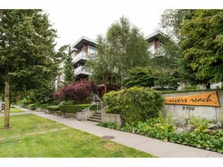 """Photo 1: 317 5700 ANDREWS Road in Richmond: Steveston South Condo for sale in """"Rivers Reach"""" : MLS®# R2192106"""