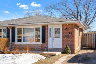 Photo 40: 16 Carlton Drive: Orangeville House (Backsplit 3) for sale : MLS®# W5151481