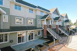 """Photo 2: 1567 GRANT Ave in Port Coquitlam: Glenwood PQ Townhouse for sale in """"THE GRANT"""" : MLS®# V613387"""