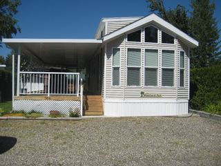 Photo 1: 3980 in Scotch Creek: Manufactured Home for sale : MLS®# 10035984