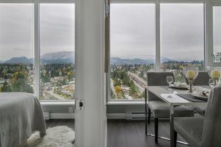 Photo 6: 2607 520 COMO LAKE Avenue in Coquitlam: Coquitlam West Condo for sale : MLS®# R2219997