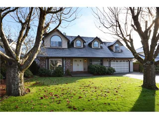 Main Photo: 2242 PARADISE Avenue in Coquitlam: Coquitlam East House for sale : MLS®# V1036673