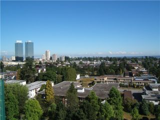 Photo 8: 1403 4165 MAYWOOD Street in Burnaby: Metrotown Condo for sale (Burnaby South)  : MLS®# V907282