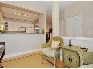 """Photo 3: 15 1506 EAGLE MOUNTAIN Drive in Coquitlam: Westwood Plateau Townhouse for sale in """"RIVER ROCK"""" : MLS®# V1099856"""