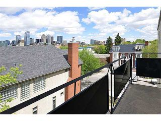 Photo 12: 419 808 ROYAL Avenue SW in CALGARY: Lower Mount Royal Condo for sale (Calgary)  : MLS®# C3619843