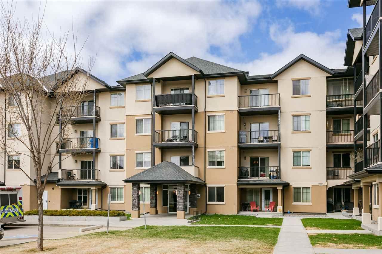 Main Photo: 416 10520 56 Avenue in Edmonton: Zone 15 Condo for sale : MLS®# E4226664