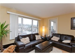 """Photo 2: 710 415 E COLUMBIA Street in New Westminster: Sapperton Condo for sale in """"SAN MARINO"""" : MLS®# V1003972"""