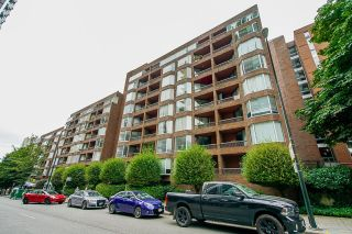 """Photo 1: 601 1333 HORNBY Street in Vancouver: Downtown VW Condo for sale in """"Anchor Point"""" (Vancouver West)  : MLS®# R2603899"""