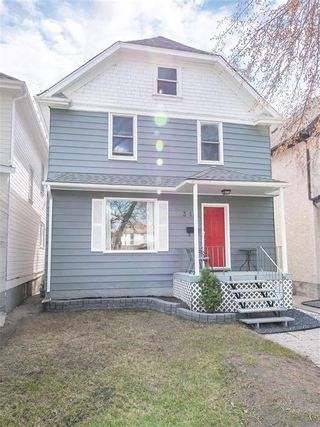 Photo 1: 318 Inkster Boulevard in Winnipeg: West Kildonan Residential for sale (4D)  : MLS®# 202109292