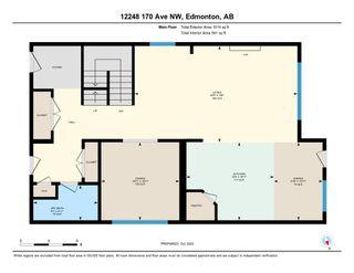 Photo 48: 12248 170 Avenue in Edmonton: Zone 27 House for sale : MLS®# E4246054
