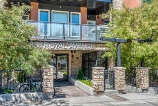 Main Photo: 404 836 Royal Avenue SW in Calgary: Lower Mount Royal Apartment for sale : MLS®# A1126183