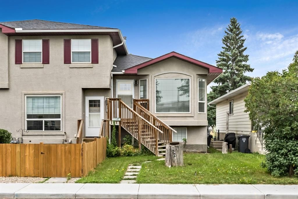 Main Photo: 114D 7th Avenue SE: High River Row/Townhouse for sale : MLS®# A1131695