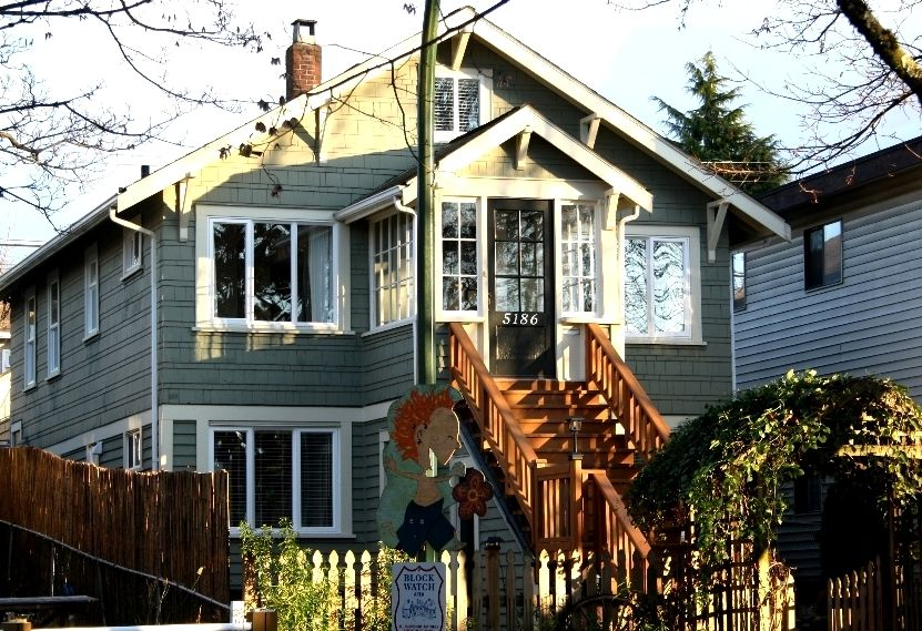Main Photo: 5188 ST CATHERINES Street in Vancouver: Fraser VE House for sale (Vancouver East)  : MLS®# V985477