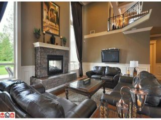 """Photo 2: 23157 80TH Avenue in Langley: Fort Langley House for sale in """"CASTLE HILL/FOREST KNOLLS"""" : MLS®# F1014538"""