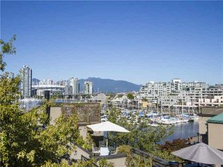 """Photo 19: 809 SAWCUT Street in Vancouver: False Creek Townhouse for sale in """"HEATHER POINT"""" (Vancouver West)  : MLS®# V1086722"""