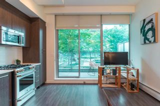 Main Photo: 001 9080 UNIVERSITY Crescent in Burnaby: Simon Fraser Univer. Condo for sale (Burnaby North)  : MLS®# R2624852