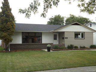 Photo 2: 425 Greenacre Boulevard in WINNIPEG: Westwood / Crestview Residential for sale (West Winnipeg)  : MLS®# 1321784