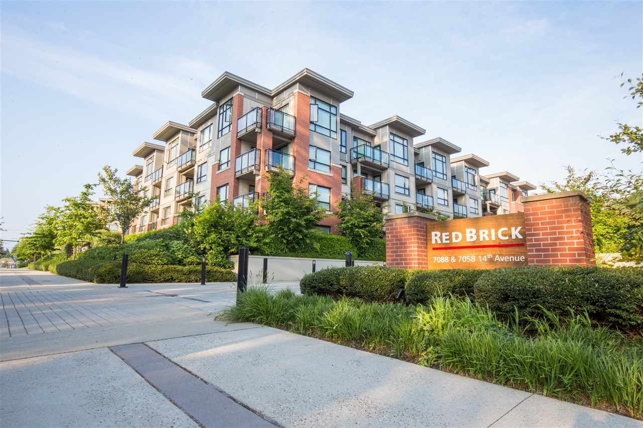 """Main Photo: 315 7088 14TH Avenue in Burnaby: Edmonds BE Condo for sale in """"RED BRICK"""" (Burnaby East)  : MLS®# R2375497"""
