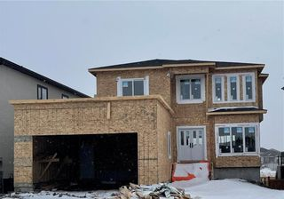 Photo 1: 91 Brooksmere Trail in Winnipeg: Waterford Green Residential for sale (4L)  : MLS®# 202103828