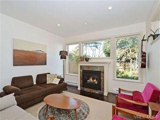 Photo 3: 2520 Cedar Hill Rd in VICTORIA: Vi Oaklands Half Duplex for sale (Victoria)  : MLS®# 697951