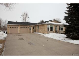 Photo 1: 647 Jolys Avenue East in STPIERRE: Manitoba Other Residential for sale : MLS®# 1501794