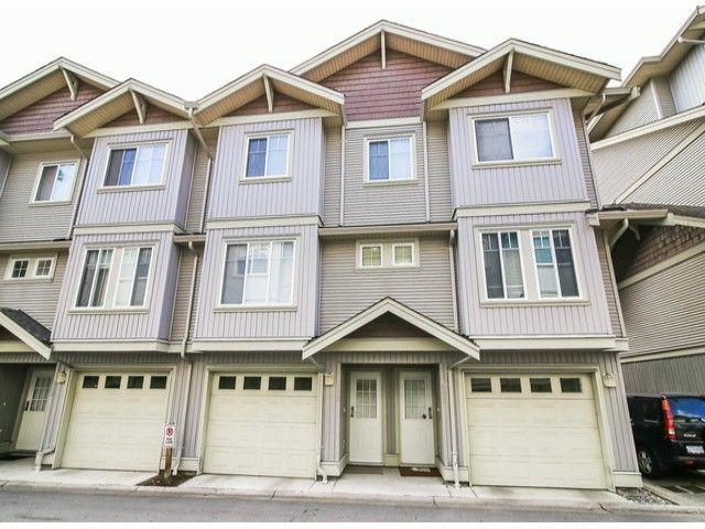 """Main Photo: 112 12040 68TH Avenue in Surrey: West Newton Townhouse for sale in """"TERRANE"""" : MLS®# F1429051"""