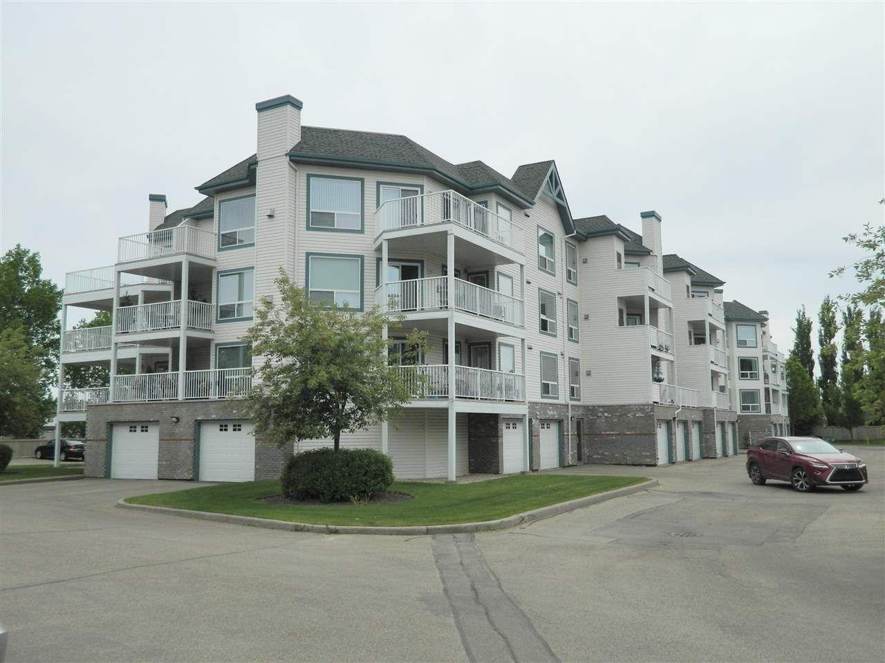 Main Photo: 409 51 Eldorado Drive: St. Albert Condo for sale : MLS®# E4228035