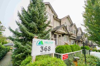 """Photo 1: 109 368 ELLESMERE Avenue in Burnaby: Capitol Hill BN Townhouse for sale in """"HILLTOP GREENE"""" (Burnaby North)  : MLS®# R2500245"""