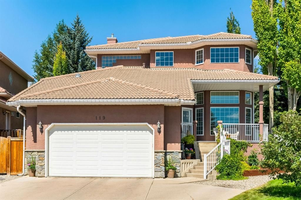 Main Photo: 119 Sierra Morena Place SW in Calgary: Signal Hill Detached for sale : MLS®# A1138838