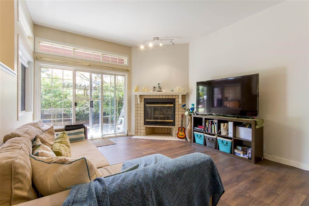Main Photo: 23 3980 CANADA Way in Burnaby: Burnaby Hospital Townhouse for sale (Burnaby South)  : MLS®# R2109214