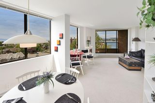 Photo 7: 809 225 Belleville St in : Vi James Bay Condo for sale (Victoria)  : MLS®# 877811