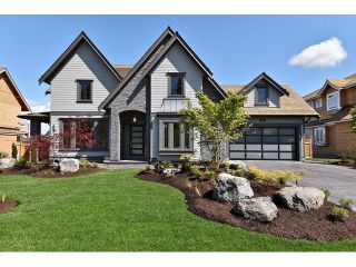 Photo 1: 3830 156A ST in Surrey: Morgan Creek House for sale (South Surrey White Rock)  : MLS®# F1441994