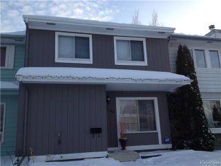 Photo 1: 1148 Markham Road in WINNIPEG: Fort Garry / Whyte Ridge / St Norbert Residential for sale (South Winnipeg)  : MLS®# 1400814