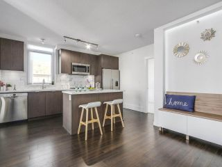 """Photo 5: 402 3162 RIVERWALK Avenue in Vancouver: Champlain Heights Condo for sale in """"SHORELINE"""" (Vancouver East)  : MLS®# R2220256"""
