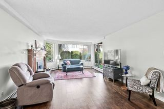 """Photo 1: 104 32097 TIMS Avenue in Abbotsford: Abbotsford West Condo for sale in """"HEATHER COURT"""" : MLS®# R2559892"""