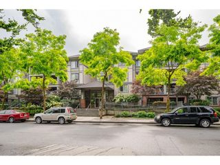 """Main Photo: 215 2468 ATKINS Avenue in Port Coquitlam: Central Coquitlam Condo for sale in """"THE BORDEAUX"""" (Coquitlam)  : MLS®# R2614934"""