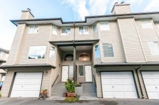"""Photo 1: 8 8751 BENNETT Road in Richmond: Brighouse South Townhouse for sale in """"BENNET COURT"""" : MLS®# R2207228"""