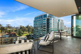 Photo 2: DOWNTOWN Condo for sale : 2 bedrooms : 2604 5th Ave #802 in San Diego