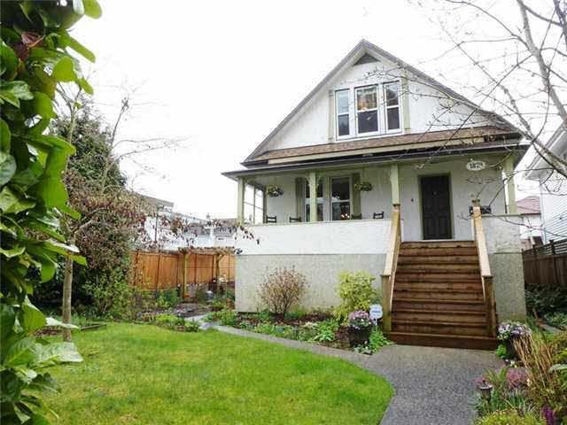 Main Photo: 1870 E 33RD AVENUE in : Victoria VE House for sale : MLS®# V999816