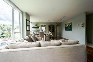"""Photo 9: 403 1566 W 13TH Avenue in Vancouver: Fairview VW Condo for sale in """"ROYAL GARDENS"""" (Vancouver West)  : MLS®# R2080778"""