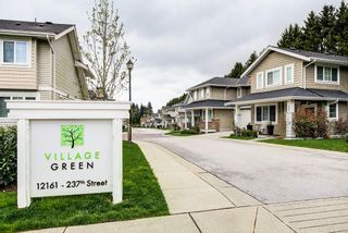 """Photo 17: 4 12161 237 Street in Maple Ridge: East Central Townhouse for sale in """"VILLAGE GREEN"""" : MLS®# R2358297"""