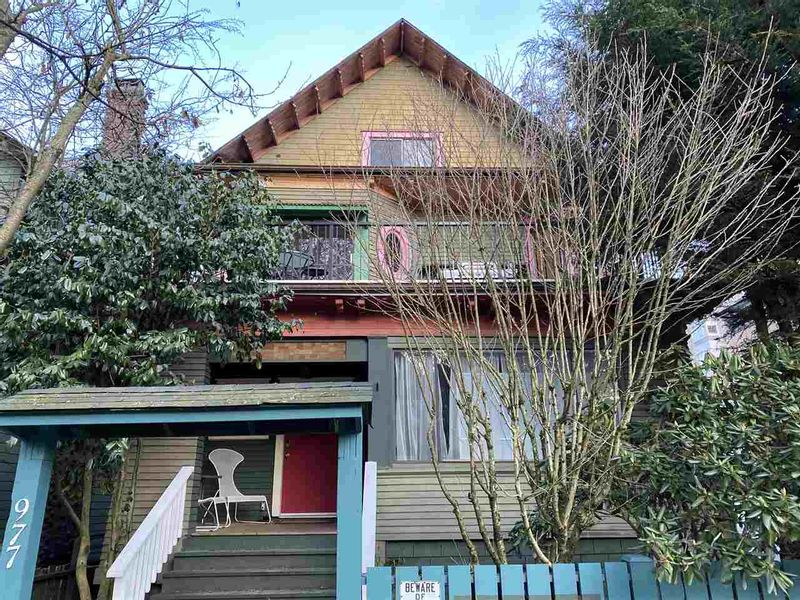 FEATURED LISTING: 977 CARDERO Street Vancouver