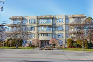 Photo 2: 407 1536 Hillside Ave in VICTORIA: Vi Oaklands Condo for sale (Victoria)  : MLS®# 838706